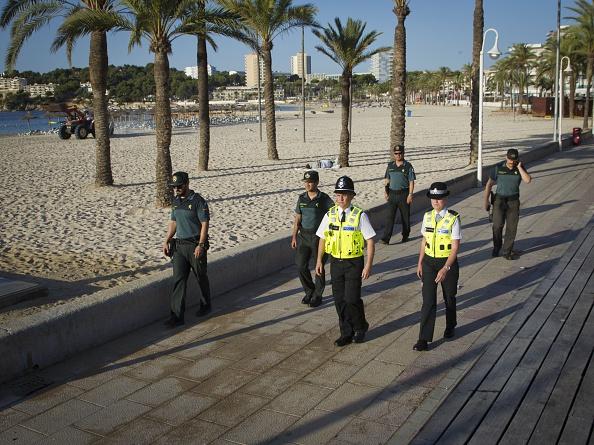 Spanish gang rape
