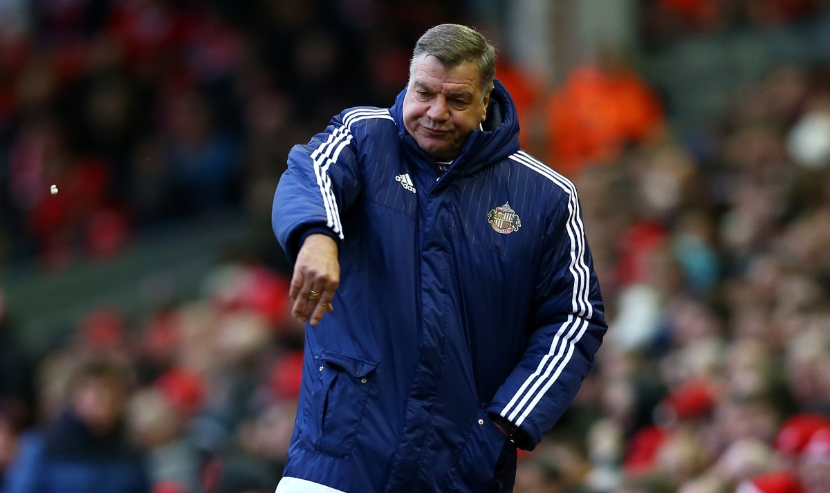 Sam Allardyce of Sunderland