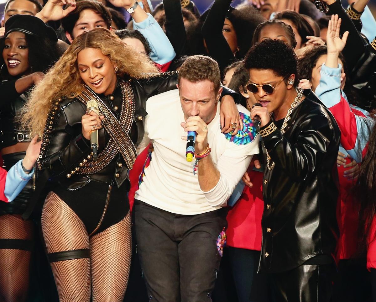 Coldplay Super Bowl