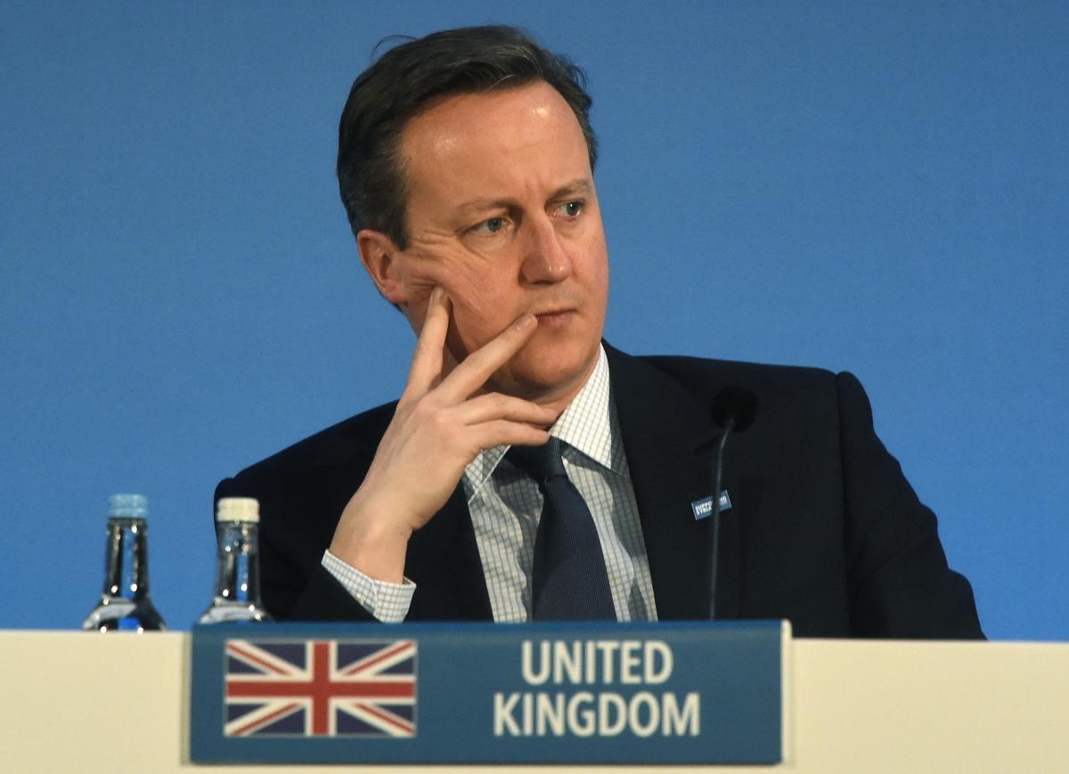 David Cameron prison reforms