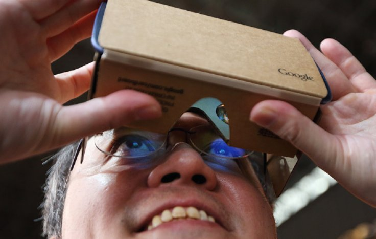 Google may be working on VR headsets without Cardboard