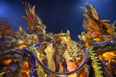 Rio Carnival 2016 Beija-Flor