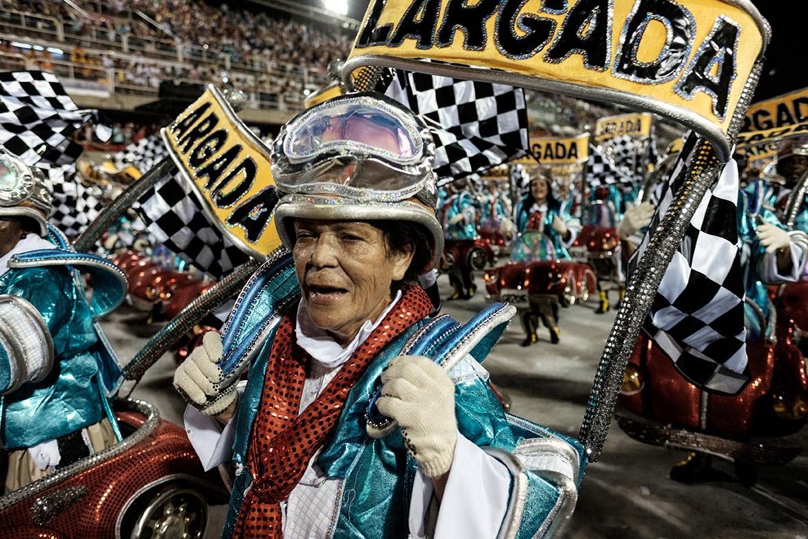 Rio Carnival 2016 Grande Rio