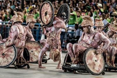 Rio Carnival 2016 Uniao da Ilha do Governador