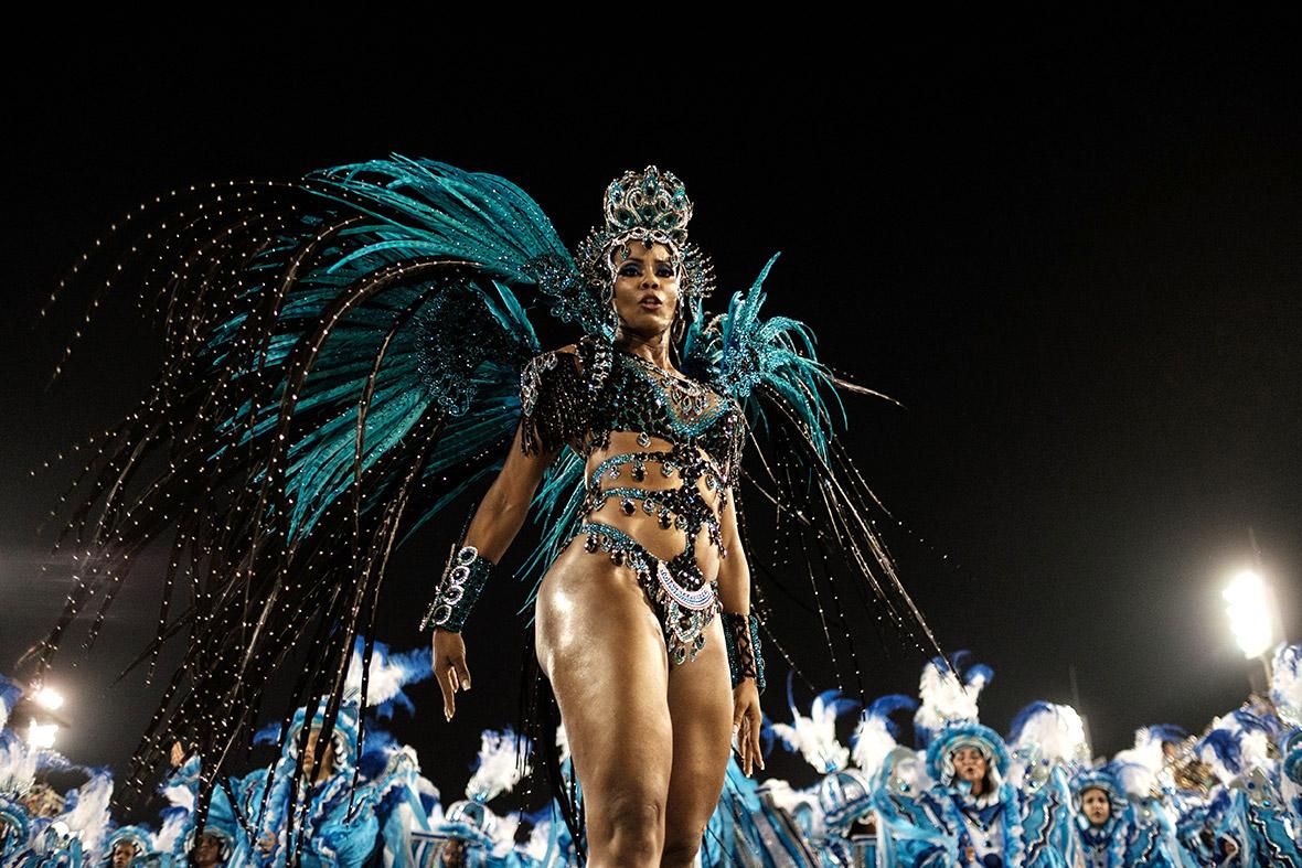 Rio Carnival 2016 Unidos da Tijuca