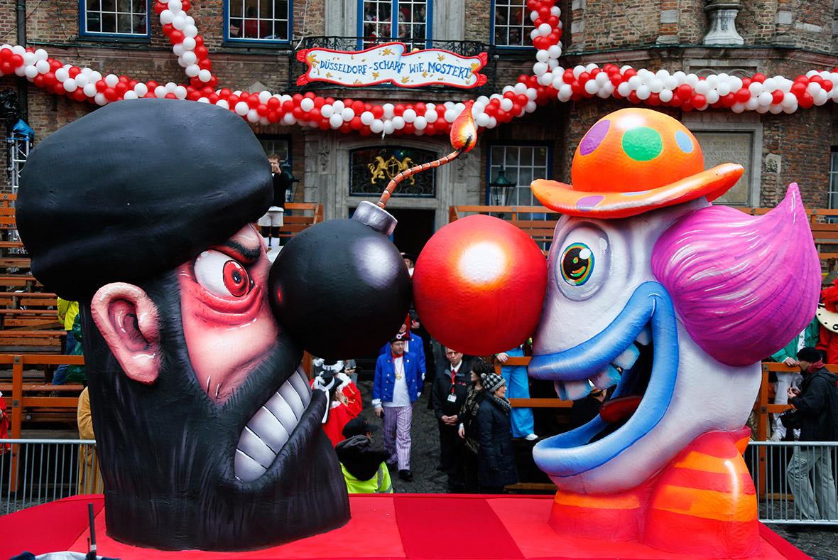 Rose Monday carnival