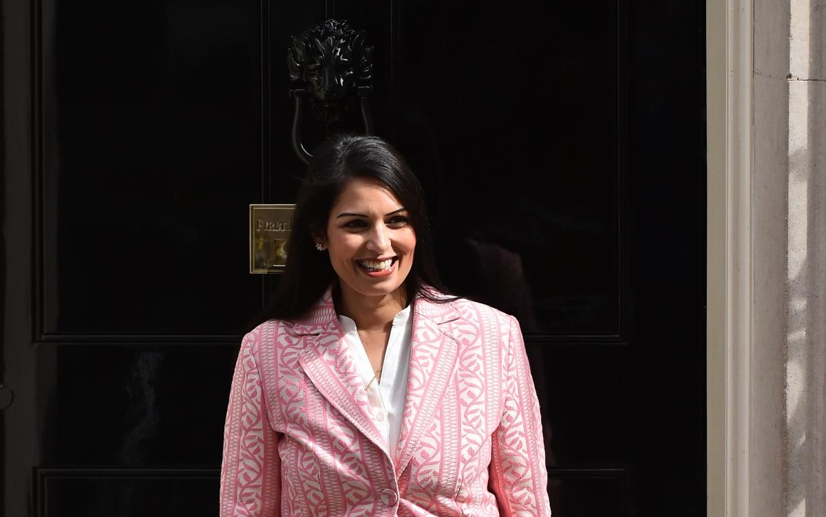 Priti Patel, the employment minister