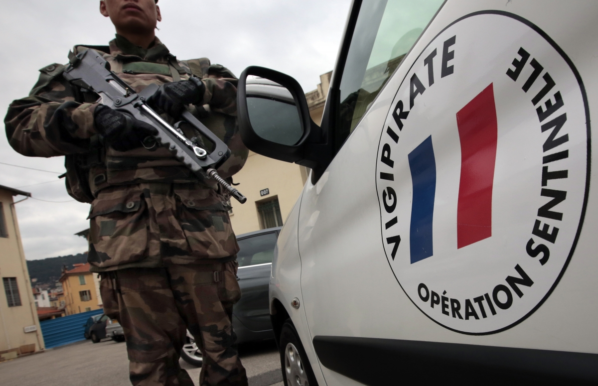 French Legionnaire, Nice