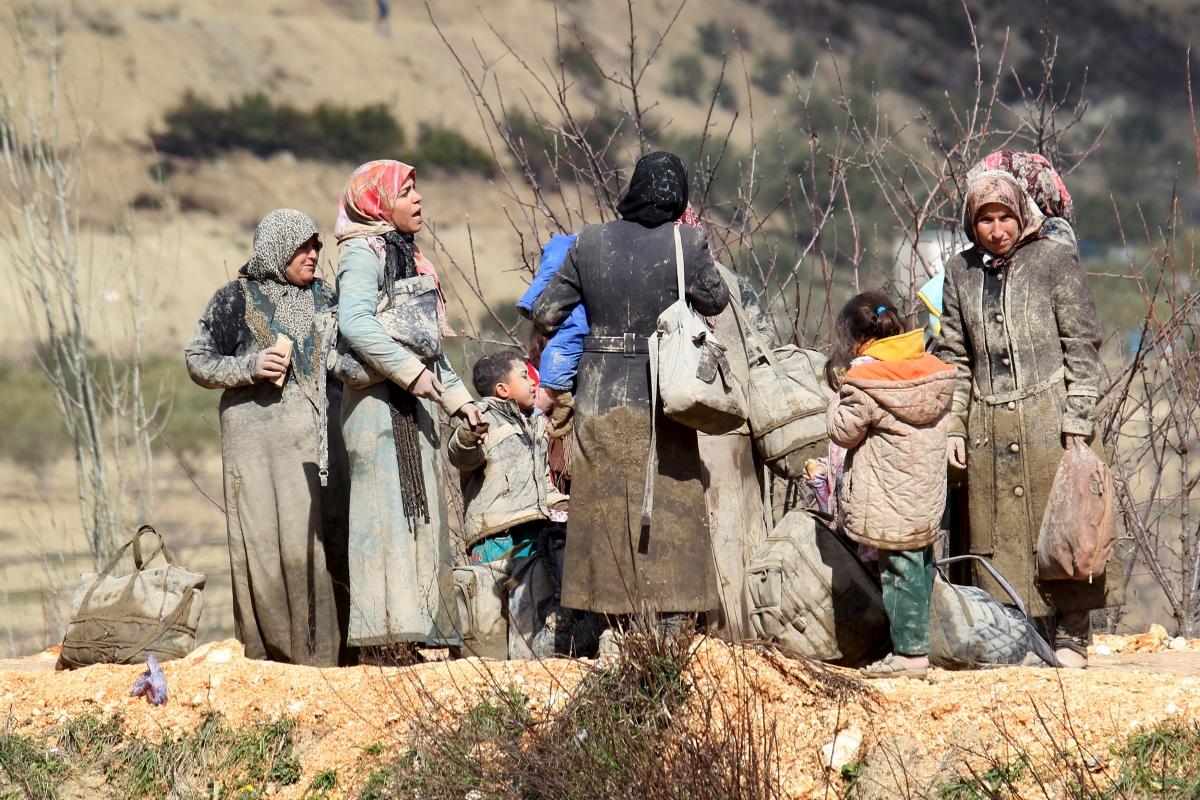Turkey refugee crisis