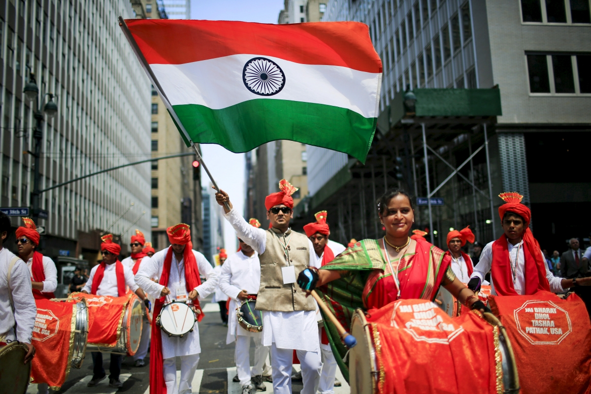 India surpasses China to become the fastest growing major economy in the world
