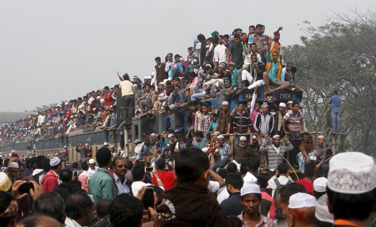 Bangladesh and Malaysia workers