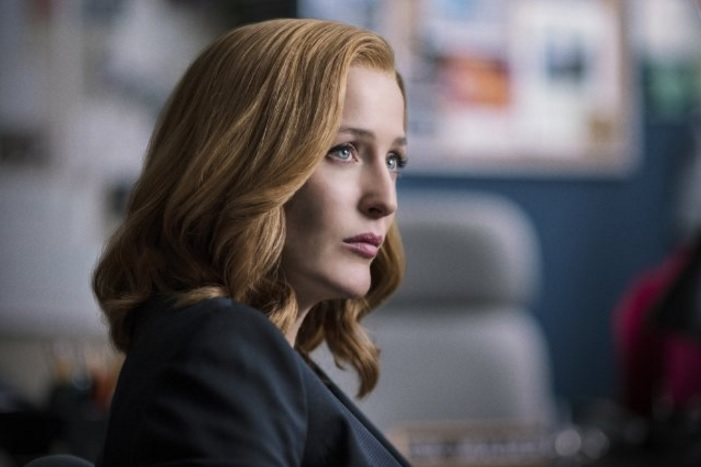 Dana Scully in The X-Files