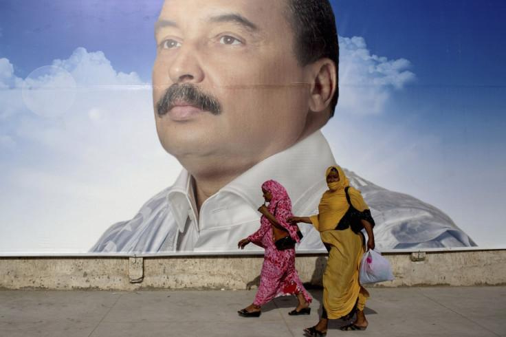 Mauritania president Mohamed Ould Abdel Aziz