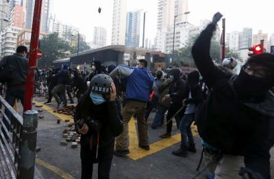 Mongkok protests