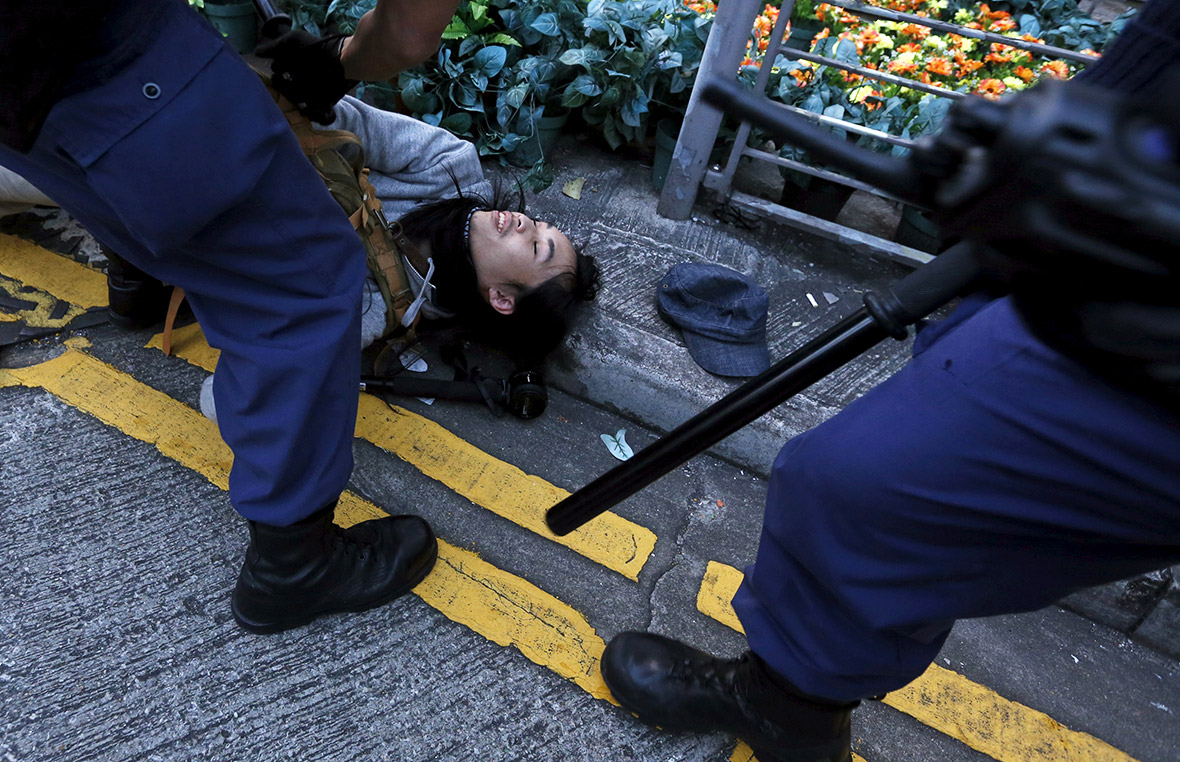 Mongkok protests