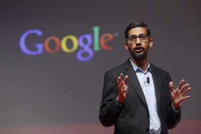 Google's Sundar Pichai becomes highest-paid CEO in the US