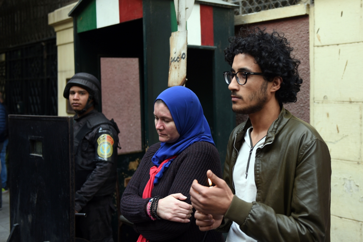 Giulio Regeni Killed Cairo
