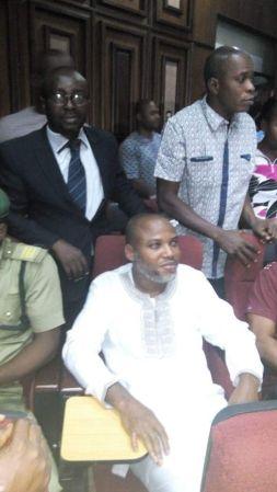 Nnamdi Kanu trial