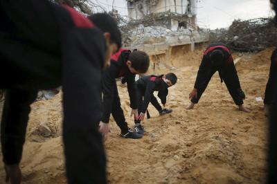 Palestinian ninjas