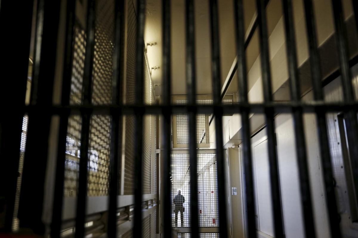 File image of a prison