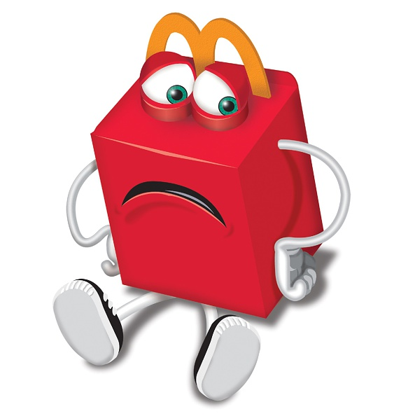 stores mcdonald s happy meal for six years in health
