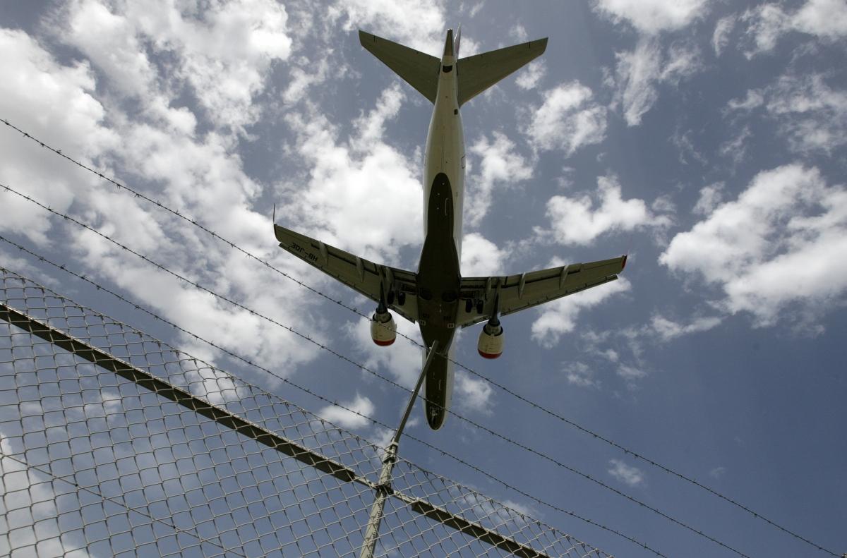 Cointrin airport, Geneva