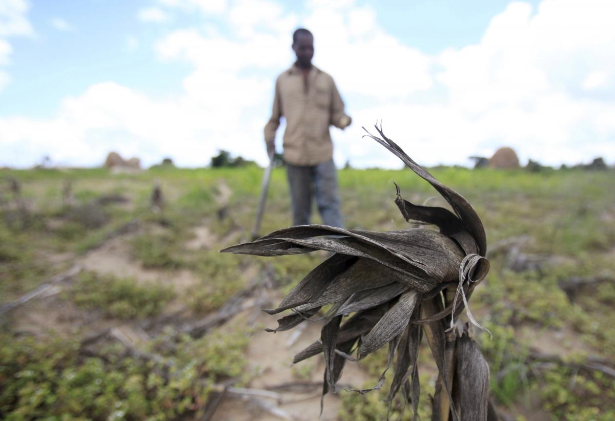 Zimbabwe drought El Nino