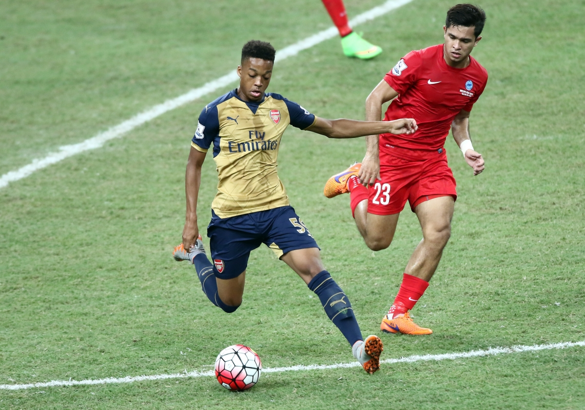 Celtic set to miss out on Arsenal talent Chris Willock