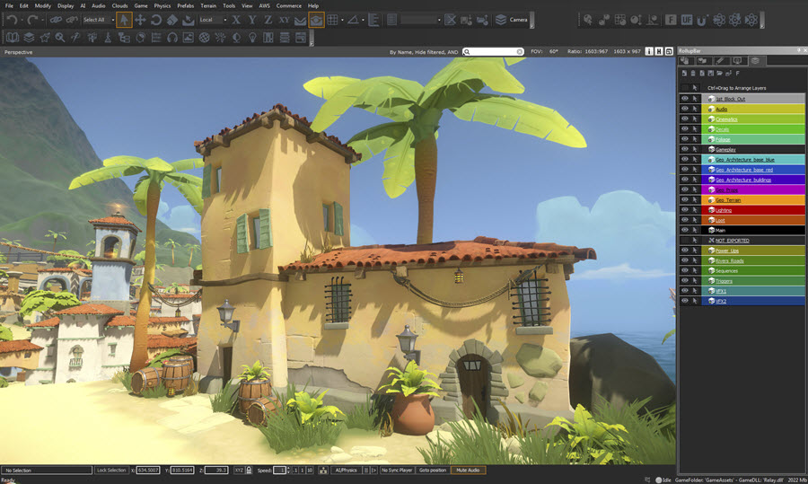 Amazon launches free cross-platform game engine, Lumberyard