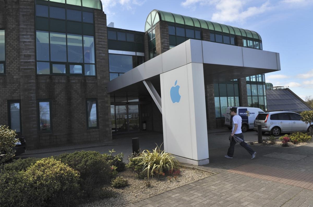 Apple Operations International in Cork, Ireland