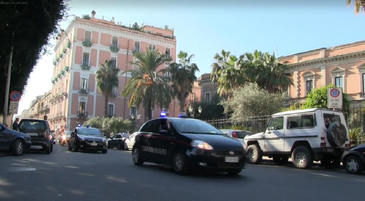 Mafia operation viceroy Sicily