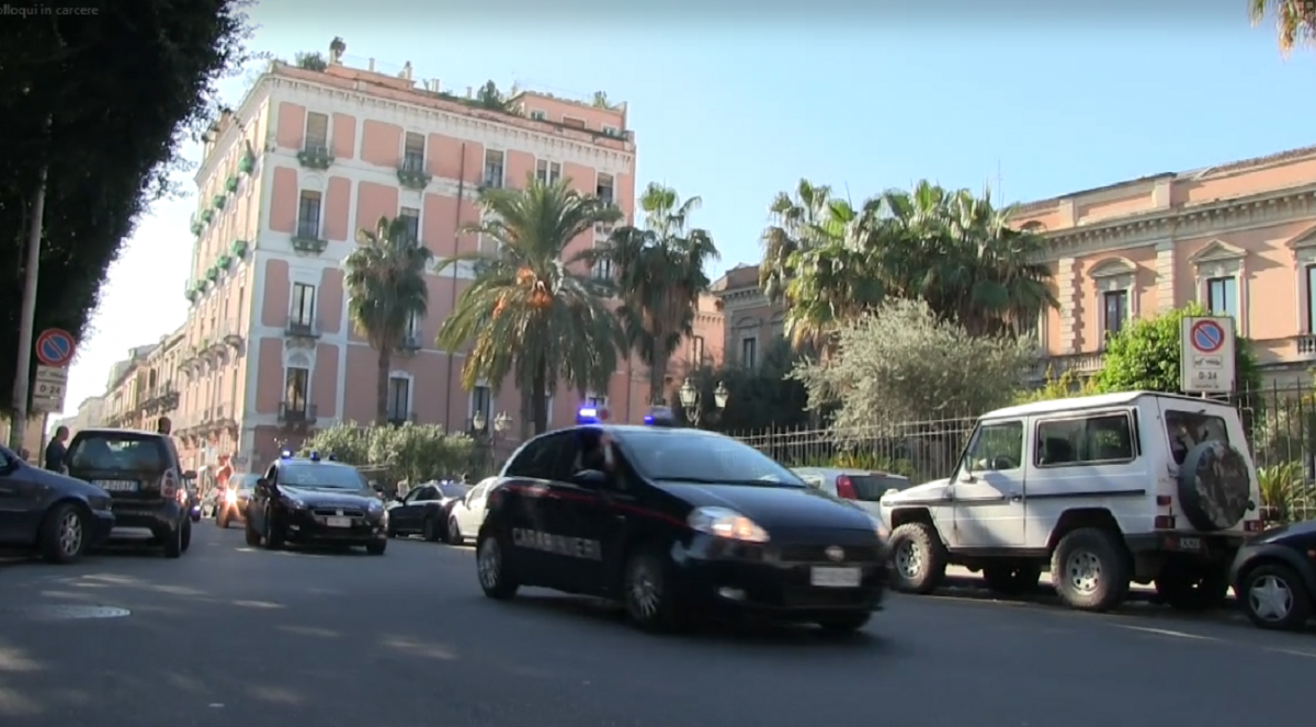 Mafia operation viceroy Sicily