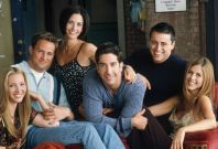 Friends TV sitcom