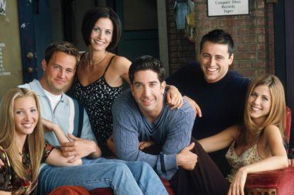 Friends TV sitcom
