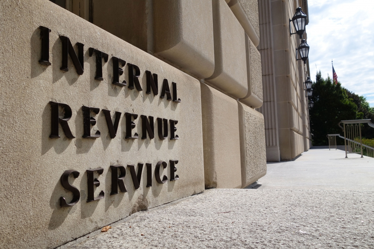 Internal Revenue Service attacked by ID thieves