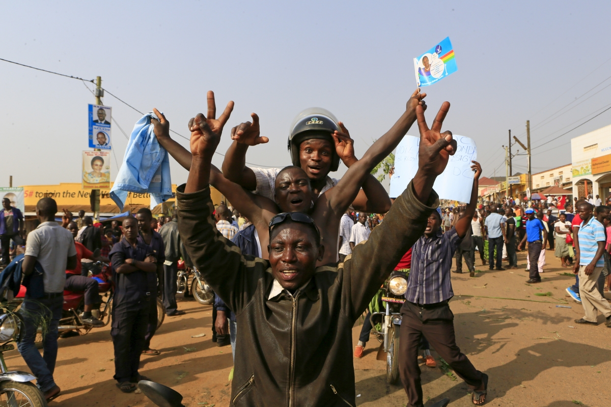Uganda Presidential elections