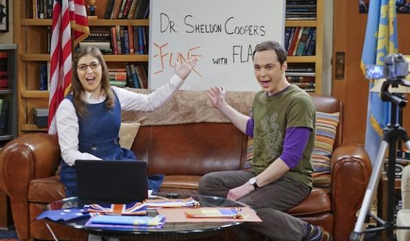 The Big Bang Theory season 9 episode