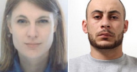 Angela Magdici helped Syrian inmate hassan Kikoescapejail