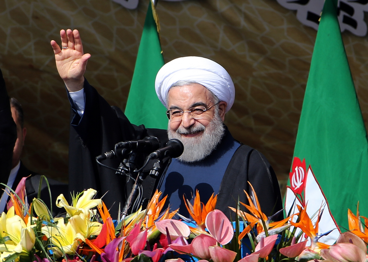 Iran revolution anniversary celebrations