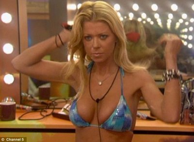 American Pie actress Tara Reid