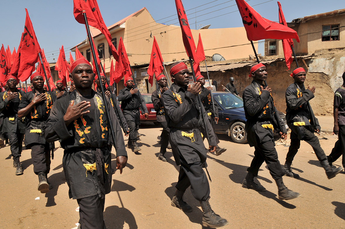 Deaths as forces clash with Shiites in Nigeria
