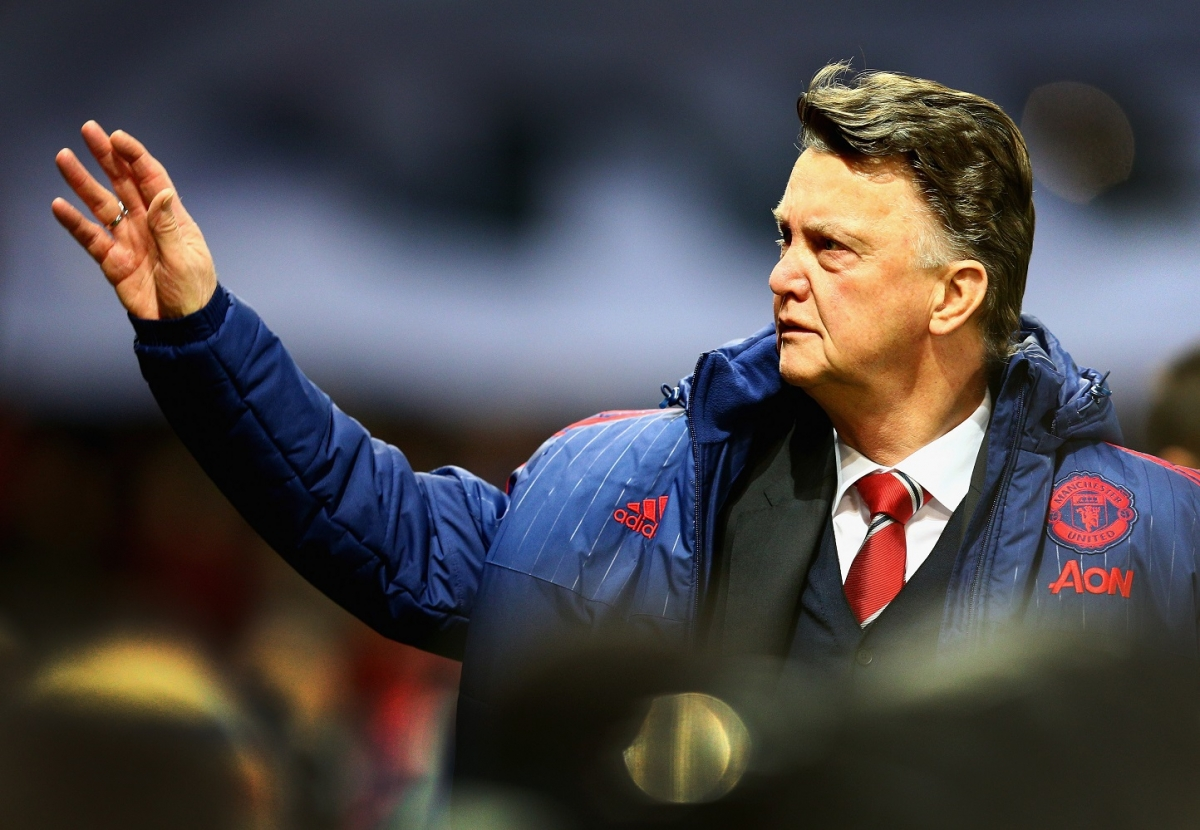 Manchester United: Louis Van Gaal Does Not Expect Jose