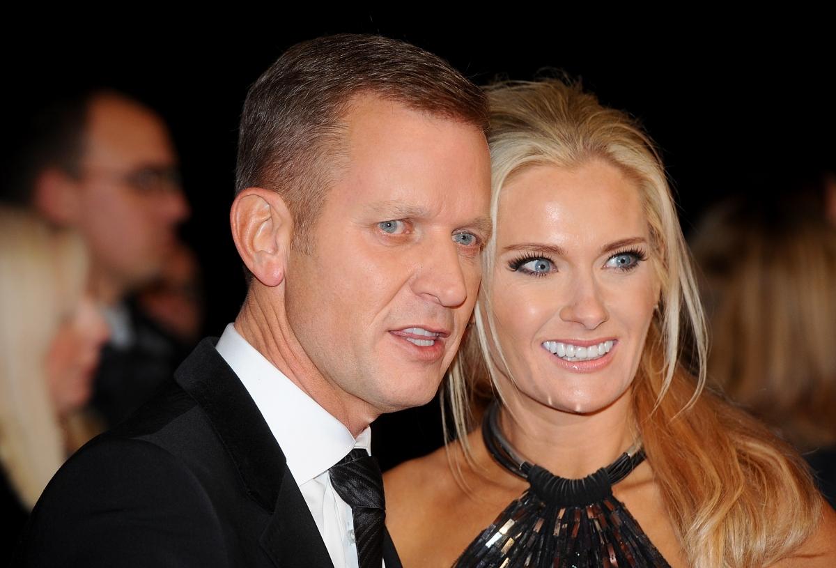 Jeremy Kyle and Carla