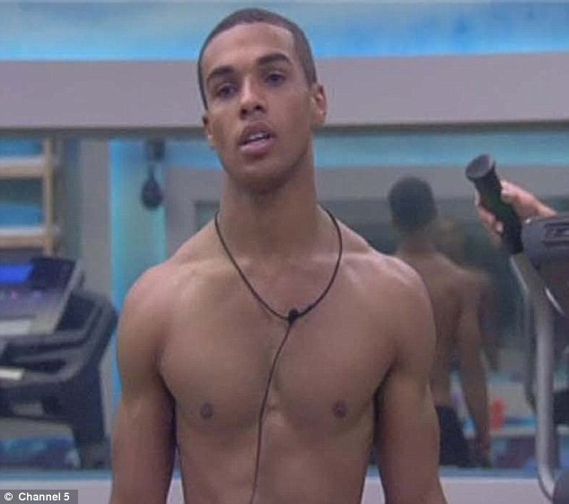 Snapshots from Celebrity Big Brother