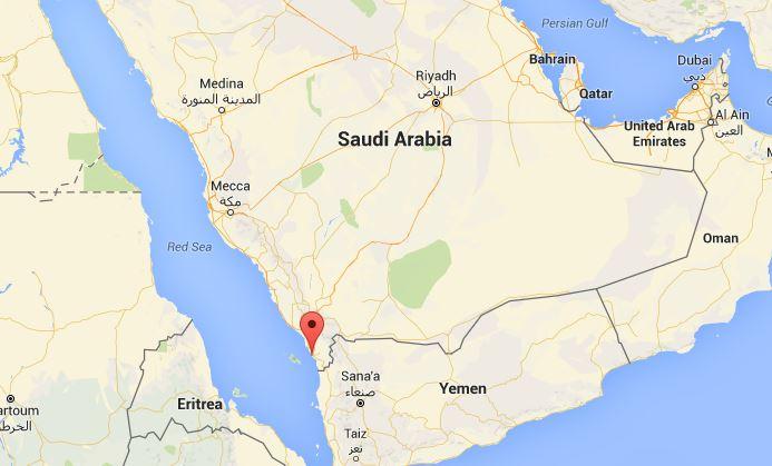 Saudi Arabia Jazan