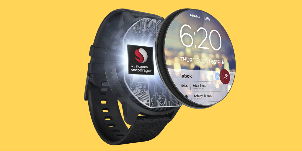 Sample of Android Wear