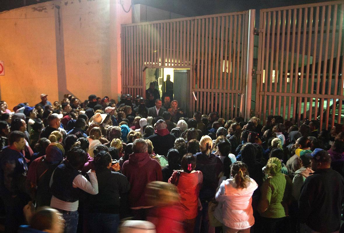 Monterrey prison