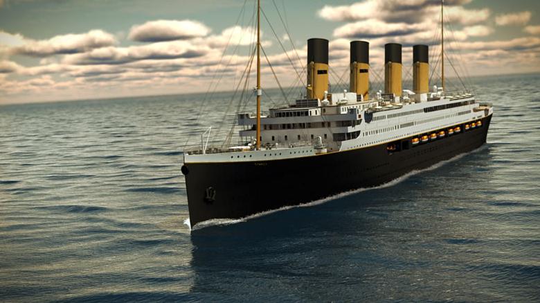 Titanic II to launch in 2018
