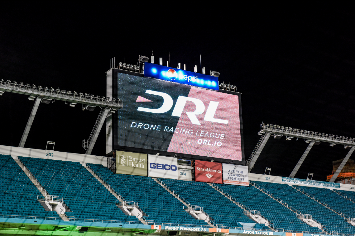 The Drone Racing League