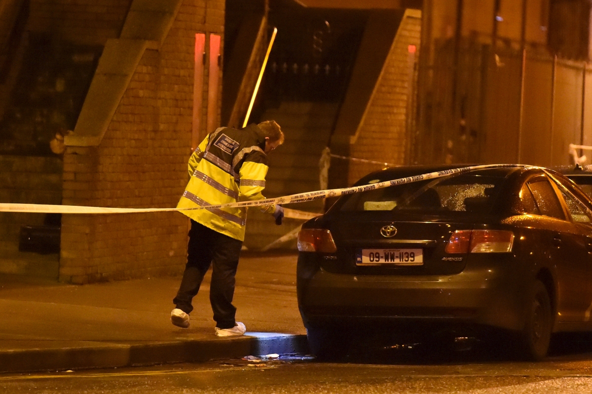 Dublin gang wars 2016